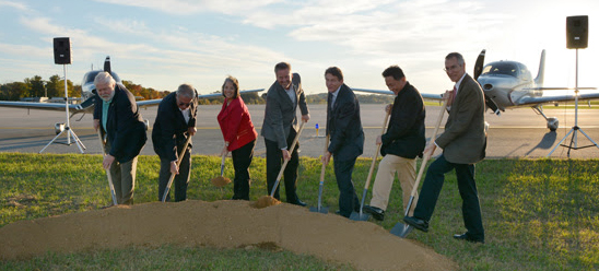 cirrus Groundbreaking TN