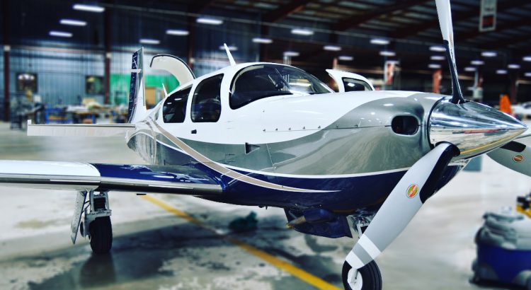 2017 Mooney Ovation Ultra TKS First Delivery