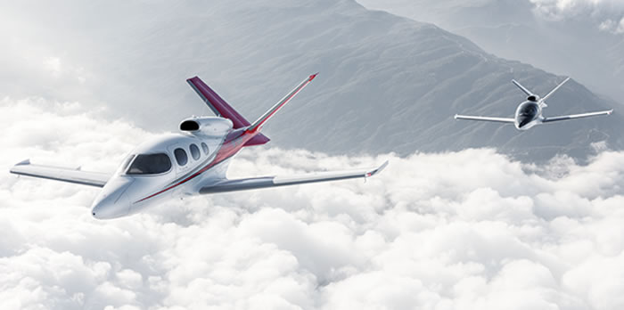 Air to Air Jet