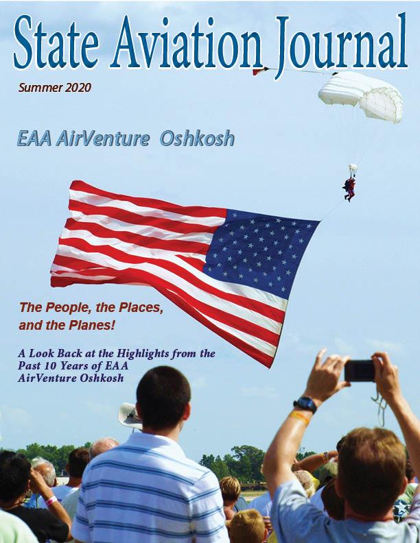 SAJ EAA AirVenture Highlights 2009-2019