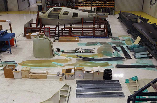 Lancair Texas Build Center
