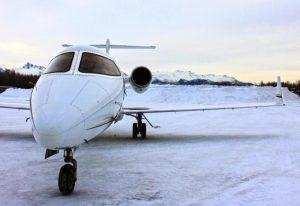 Lear 45 Alaska