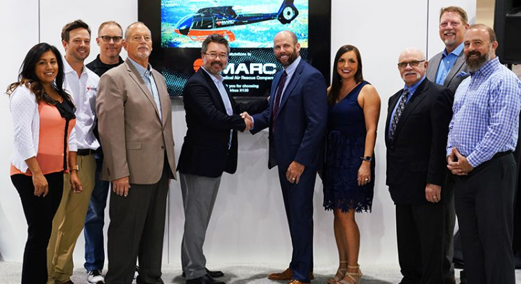 MARC signs for its first Airbus helicopteredit