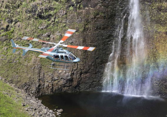 Paradise Helicopters_Bell407