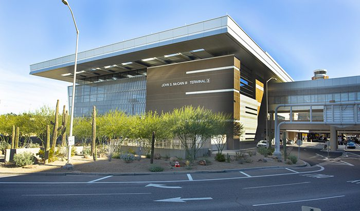 Phoenix Sky Harbor International Airport Debuts New