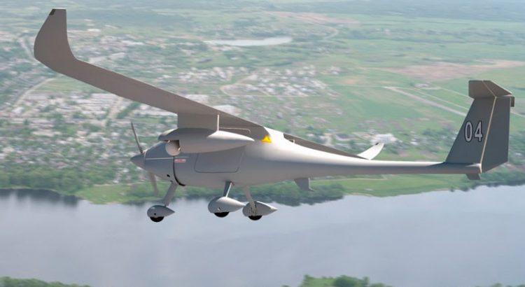 Pipistrel UAV