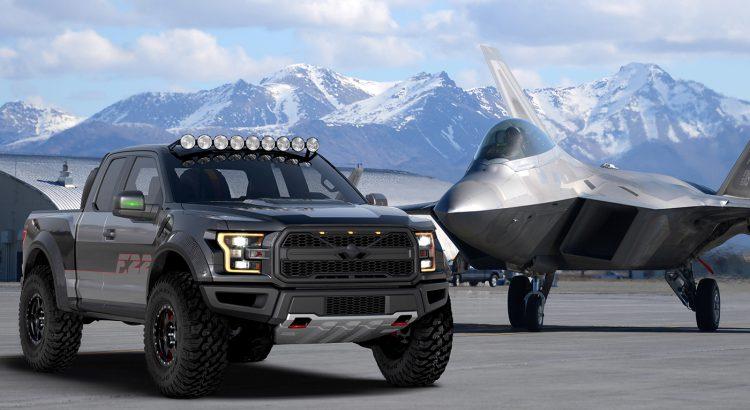 Raptor with F-22 jetedit