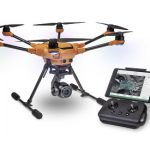 The Yuneec 3DR H520-G is a secure, low-cost, complete UAS solution for U.S. government customers. (PRNewsfoto/3DR)