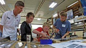 Zenith workshop - gaining hands on building experienceedit