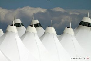 Denver International Terminal. Photo by Shahn Sederberg - Colorado DOT