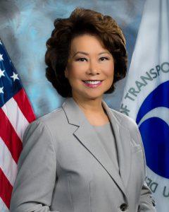 Secretary Elaine L. Chao