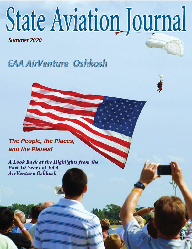 SAJ EAA AirVenture Highlights 2009-2019