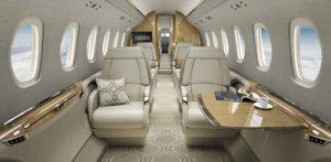 Cessna Longitude Interior