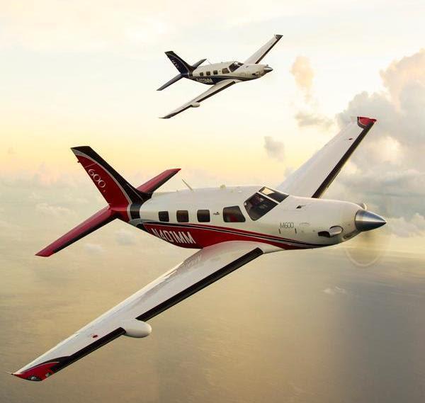 Piper M600 111