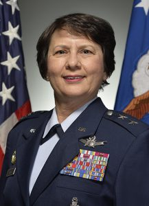Major General Sandra Finan