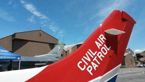 Vermont Civil Air Patrol with F16edit